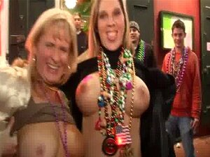 Gras Mardi Blinkende Titten Million Porn