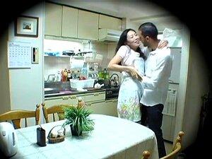 Große Titten Milf Küche Blowjob