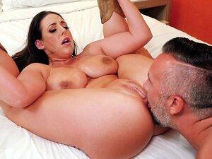 Chunky & Dicke Angela White Bekommt Ihre MILF Beute Misshandelt!