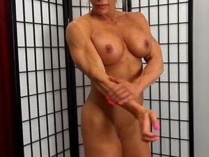Muskeln Mädchen Massive Titten