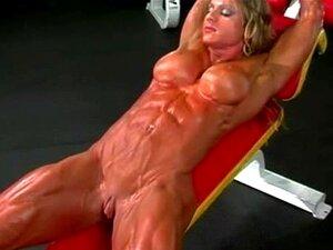 Muskel Mädchen xl Titten