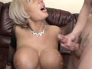 Große Titten Sperma Drei Mal