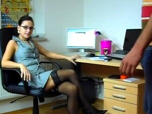 Sekretärin Sex Büro Pov