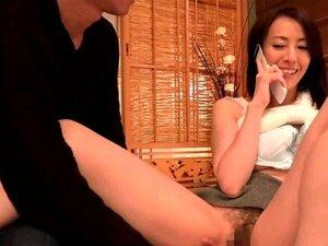 Wahnsinnige asiatische Orgie mit vier japanischen Nymphen