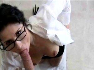 Blowjob Milf Küche Pornostar