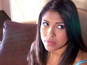 Chubby Latina Frau gefickt