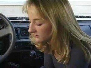Ehefrau Saugen Fremde Auto