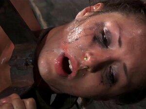 BDSM Sybian Folter mit gefesselten Sklavinnen