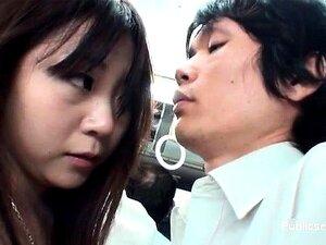 Asiatisch Teen Gefickt Zug