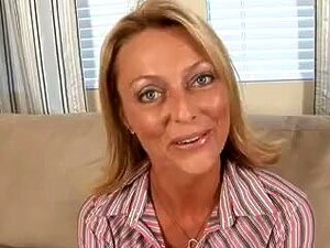 Alte MILF Brenda James macht ihren jungen Mann glücklich