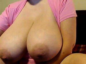 Große Titten Webcam Solo Dildo