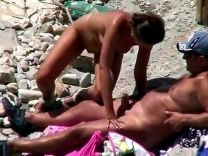 Fkk ficken strand am Geile Paare