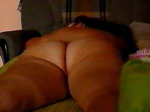 Fett Arsch Latina Hausgemachte
