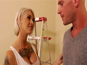 Große Titten Blondine Tattoos