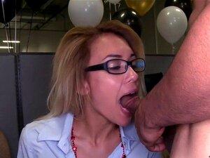 Party Männlicher Stripper Büro Menstrip, folge