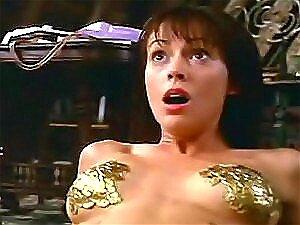Berühmte Titten aus Filmen. Zusammenstellung mit berühmten Promi-Brüsten