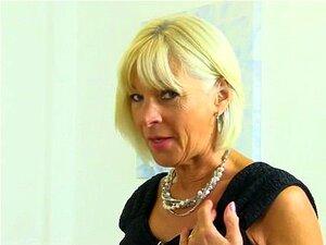 Blond nackt reif German: 62,333