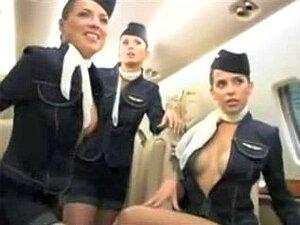 Porno flugzeug Sex i